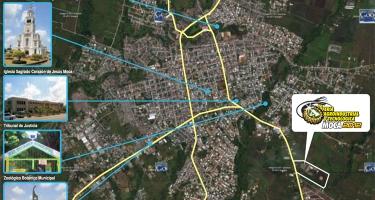 Localización Feria 2012