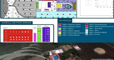 Plano de la Feria